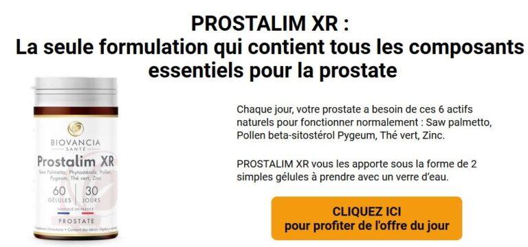 Prostalim Avis (FR, BE) - Prostalim Xr de Biovancia! Prix ...