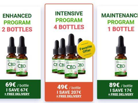 Annabiol CBD Oil 2