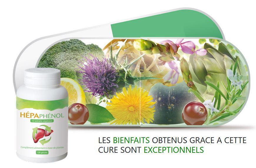 Hepaphenol Avis {Fr} - Restaurer Votre Santé du Foie! Prix ...