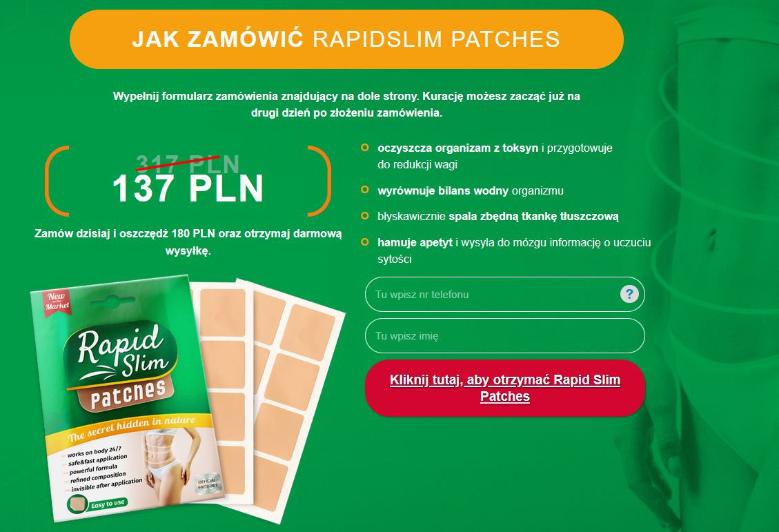 Rapid Slim Patches 1