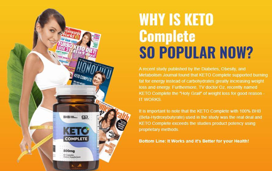 Keto Complete 1