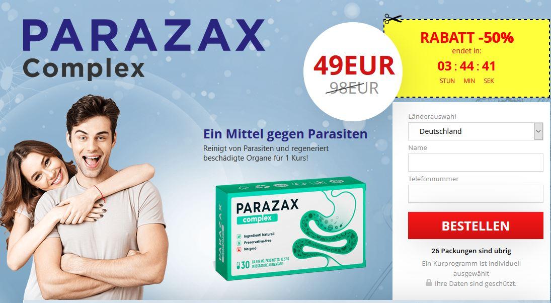 Parazax Complex 2