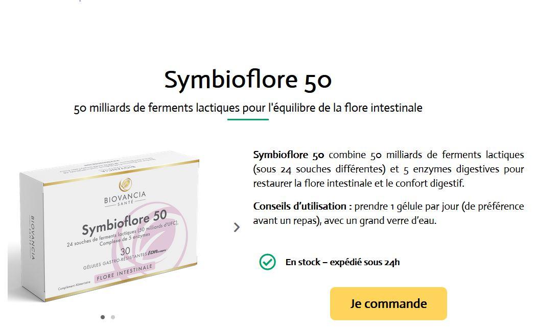Symbioflore 50