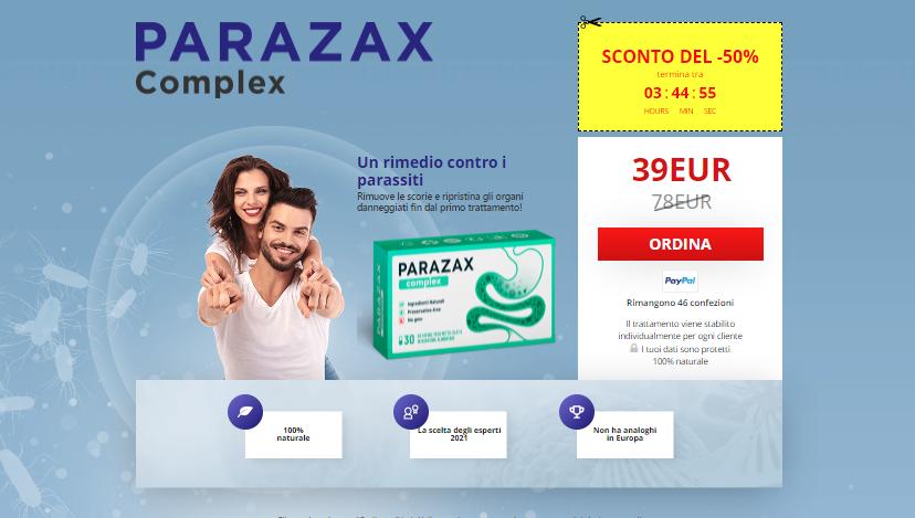 Parazax 1