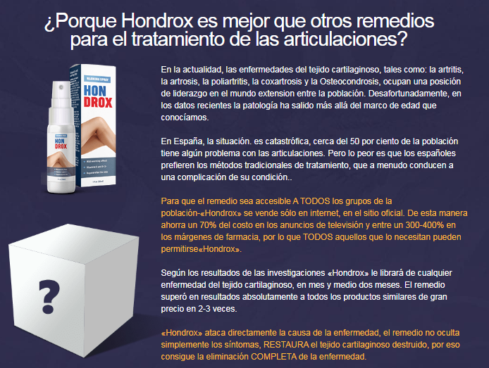 Hondrox 2
